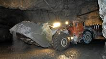Lundin's Zinkgruvan zinc, lead and silver mine in Sweden. Lundin has gone so far as to force Equinox to retract its estimate for copper reserves in its prized Lumwana mine in Zambia. (Petter Koubek/Bloomberg News/Petter Koubek/Bloomberg News)