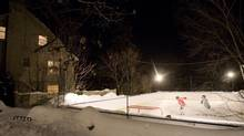 How backyard rinks can change the world (Ashley Hutcheson for The Globe and Mail)