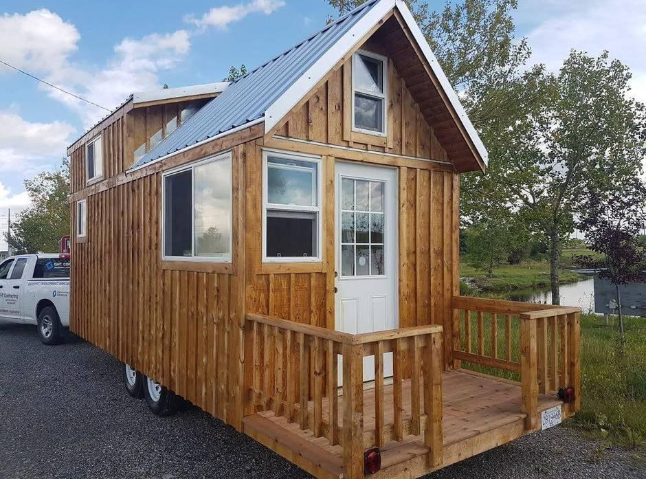 Cool Lack Of Tiny Home Legislation Prompts Big Fights The Globe Interior Design Ideas Clesiryabchikinfo