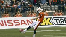 Hugh O'Neill is seen in this file photo. (Jeff Vinnick/B.C. Lions)