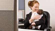 Workplaces increasingly tout their family-friendly approaches but does this place too much of a burden on those without children, who are expected to pick up the slack? (Thinkstock)
