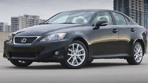 Poor: Lexus IS 250