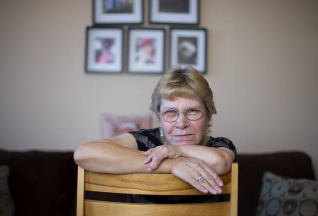 Susan Nixon was born with a crooked left arm with only three fingers and believes it is because her mother was given the drug thalidomide during pregnancy.