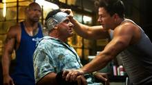 Tony Shalhoub and Mark Wahlberg, right, in Pain & Gain. (Jaimie Trueblood/Paramount Pictures/AP)