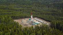 A Progress Energy Resources rig. Trading Monday will be about more than what will happen to Progress and Nexen. Investors are now weighing whether other companies they once saw as easy targets for foreign investors with deep pockets will face similar, although undisclosed, roadblocks. (Progress Energy Resources)