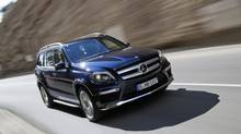 Mercedes-Benz GL 350 CDI BLUETEC (Mercedes-Benz)