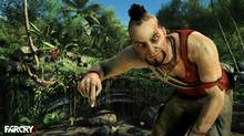 Meet the psychopathic Vaas Montenegro, the story's main villain is someone players will learn to hate, and defeat (Ubisoft)