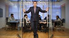 Elemental Inc. CEO Brent Wardrop (TIM FRASER FOR THE GLOBE AND MAIL)