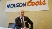 Molson Coors CEO Peter Swinburn (SHAUN BEST)