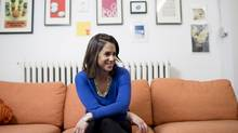 TalentEgg founder Lauren Friese predicts a sea change in how work gets done, whether baby boomers like it or not. (Michelle Siu/The Globe and Mail)