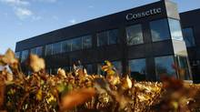 A view of Cossette Inc. offices in Quebec City, Nov. 10, 2009. (MATHIEU BELANGER/REUTERS)