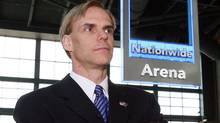 Blue Jackets GM Scott Howson in 2007. (Terry Gilliam/The Associated Press/Terry Gilliam/The Associated Press)
