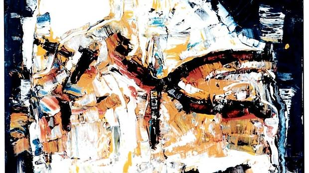 Riopelle piece of art stolen from a Toronto gallery that was recovered in Montreal