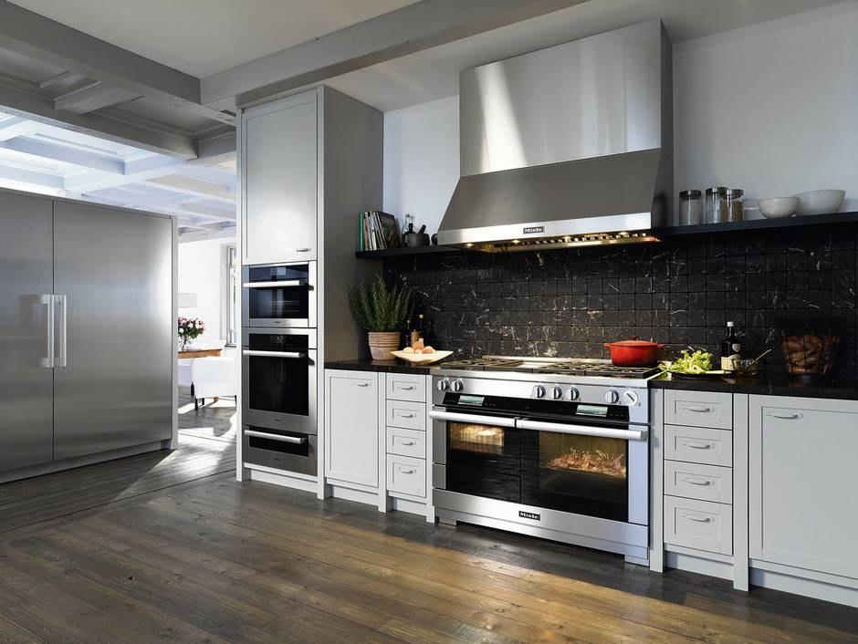 Market for high-end appliances is cooking - The Globe and Mail