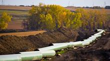 Keystone pipeline construction (Keystone)