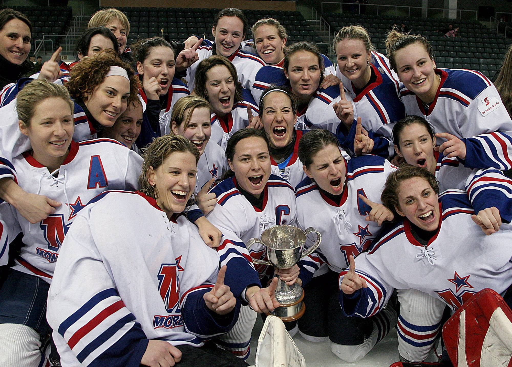 Women's hockey has come so far, and has so much further to go Canada's best  still have to pay to play, and even if they make it to the title game they  ...