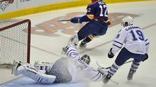 Norfolk Admirals vs the Toronto Marlies in Game 3 of the Calder Cup. (Brad White/Marlies.ca)