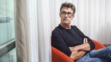 "Pawel Pawlikowski, director of the new film ""Ida"" is photographed in Toronto during the Toronto International Film Festival on September 7, 2013. (JENNIFER ROBERTS For The Globe and Mail)"