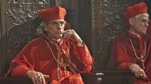 Jeremy Irons stars as Cardinal Rodrigo Borgia, later Pope Alexander VI, in the forthcoming miniseries.