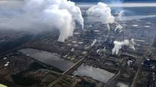 A Syncrude facility located north of Fort McMurray, Alta., in 2010. (Kevin Van Paassen/The Globe and Mail)