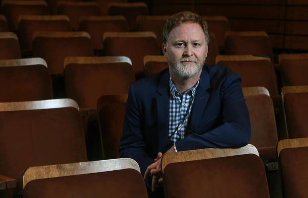 Alan Dilworth is one of the artistic directors of Soulpepper Theatre.