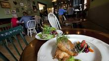 The beer battered whitefish and lake trout are some of the best in the city. (Deborah Baic/The Globe and Mail)