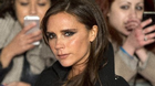 "Former Spice Girls singer Victoria Beckham attends the world premier of the film ""The Class of 92"" in London December 1, 2013."