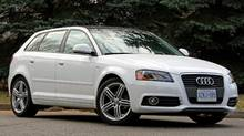 2010 Audi A3 TDI (Dan Proudfoot for The Globe and Mail)