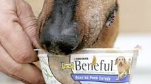 Those high-pitched squeals you hear? They may not be coming from your dog, but from ads for Beneful. (Nam Y. Huh/The Associated Press/Nam Y. Huh/The Associated Press)