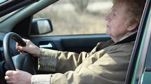 A senior's deteriorating skills at the wheel can have a devastating effect on their quality of life. (Getty Images)