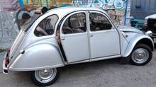 With less hp than some ride-on lawnmowers, the Citroen 2CV is dead slow. But it's got soul. (Citroen)