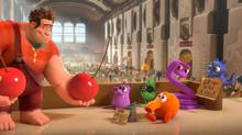 "A scene from ""Wreck-It Ralph"" (Disney/AP)"