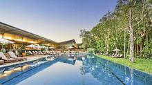 Byron Bay's Top Reef and Rainforest Eco Spa Retreat.