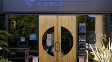 The Time Warner Cable Inc. office is shown in Carlsbad, Calif. (MIKE BLAKE/REUTERS)