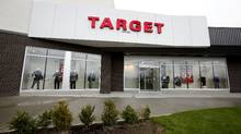 Not to be confused with the U.S. department store chain, this Target Apparel store opened recently in Nanaimo, B.C. (Deddeda Stemler for The Globe and Mail)