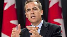 Bank of Canada Governor Mark Carney is one of many central bankers who are unlikely to raise interest rates as the economy stumbles. THE CANADIAN PRESS/Sean Kilpatrick (Sean Kilpatrick/THE CANADIAN PRESS)
