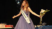 Sophie Laboissonniere wins a Miss Congeniality title at a B.C. beauty pageant. (© sophielaboissonnierenewyear.blogspot.com/© sophielaboissonnierenewyear.blogspot.com)