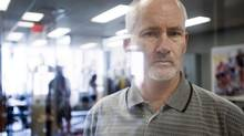 Jeff Bird, a colon cancer survivor, said no to chemotherapy after testing showed his risk of recurrence was low (Darren Calabrese for The Globe and Mail)