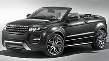 The Evoque Convertible Concept (Land Rover)
