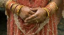 After days of dancing and mehendi it's time for the big ceremony. (iStockphoto)