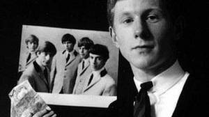 Andrew Loog Oldham back when he was managing the Rolling Stones.