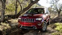 What happens if you damage your vehicle while off-roading? Joanne Will investigates. (Chrysler)