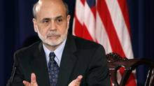 Chairman of the Federal Reserve Ben Bernanke. (KEVIN LAMARQUE/REUTERS/KEVIN LAMARQUE/REUTERS)