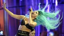 Lady Gaga closes out the MMVAs in Toronto, June 19, 2011. Current viewer-measurement systems don't include people who watch online at off times, or on mobile devices. (J.P. MOCZULSKI/The Globe and Mail)