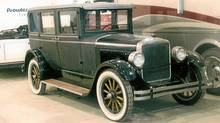 The Brooks steamer was likely the last automobile to gently chuff and hiss along Toronto streets, leaving nothing in its wake but a white vapour trail and the splash of water droplets. (Ian Taylor/Ian Taylor)