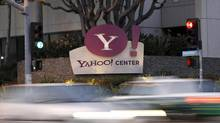 The Yahoo! offices are pictured in Santa Monica, California April 18, 2011. (© Mario Anzuoni/REUTERS)