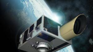 Canadian satellite launches Monday to stand on guard against meteors
