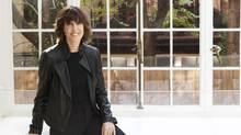 Nora Ephron poses for a portrait in her home in New York on November 3, 2010. (LUCAS JACKSON/Reuters)