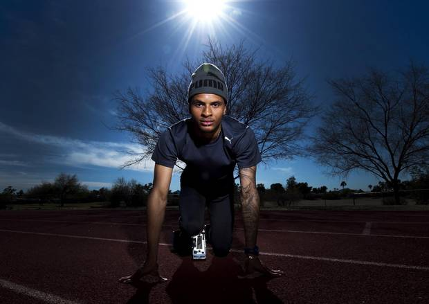 Canada's best hope in the 100-metre and 200-metre events is also owner of the richest contract for a new professional in track and field history. Puma signed Andre De Grasse to a deal worth $11.25-million (U.S.) after he turned pro this season.