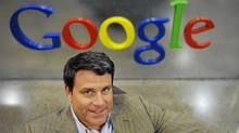When Google hires people, Chris O'Neill says there is a rigorous process that people go through and they must have 'Googliness – whether the person is a good fit.' (Fred Lum/Fred Lum/The Globe and Mail)